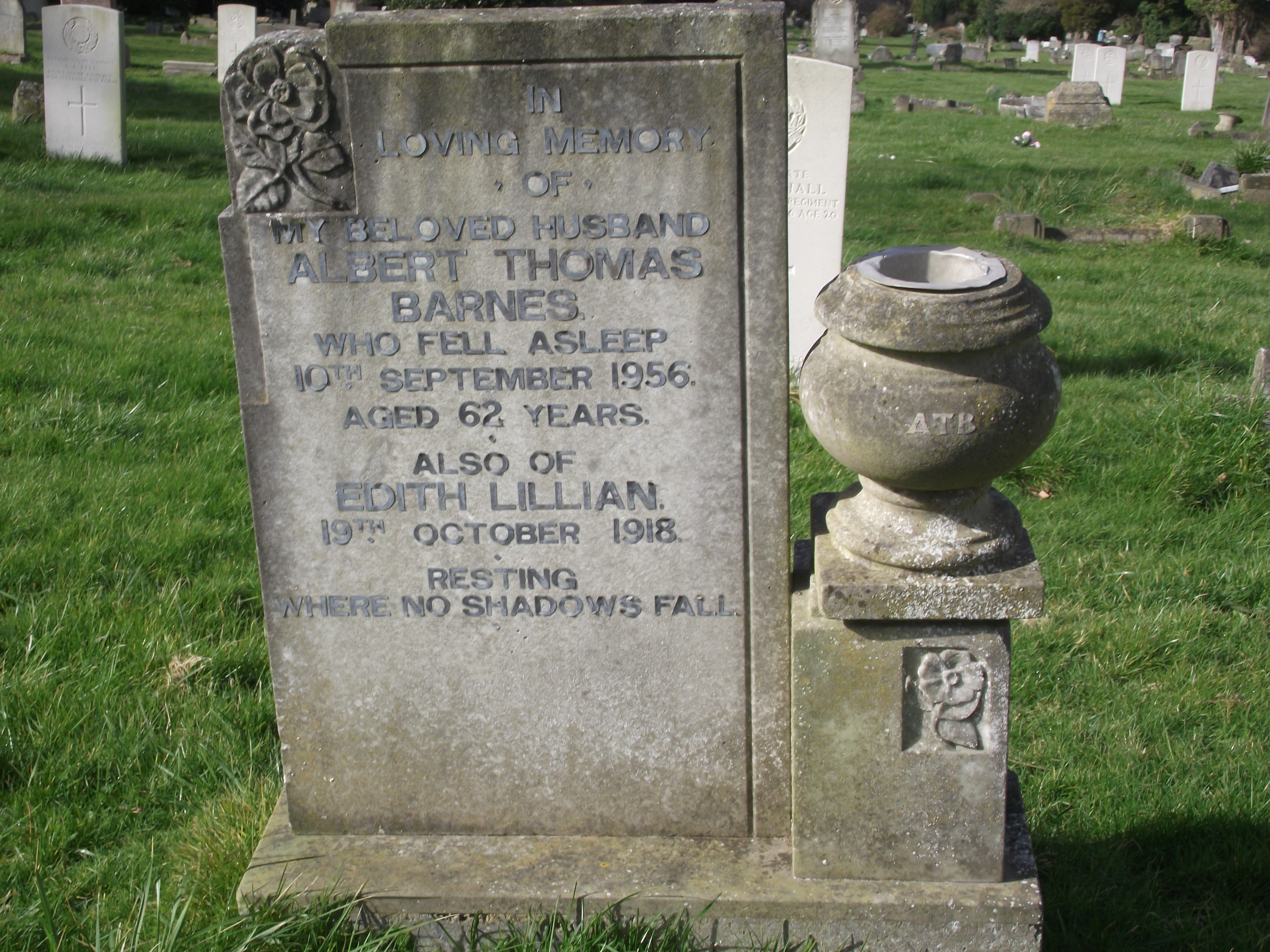 Edith Lilian Barnes