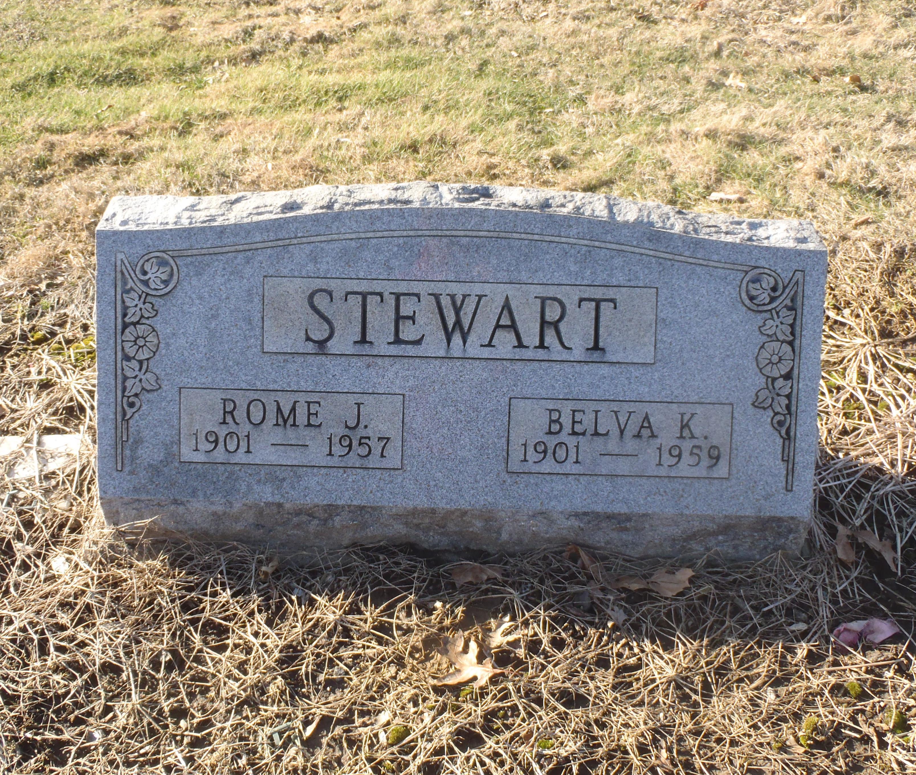 Rome John Stewart