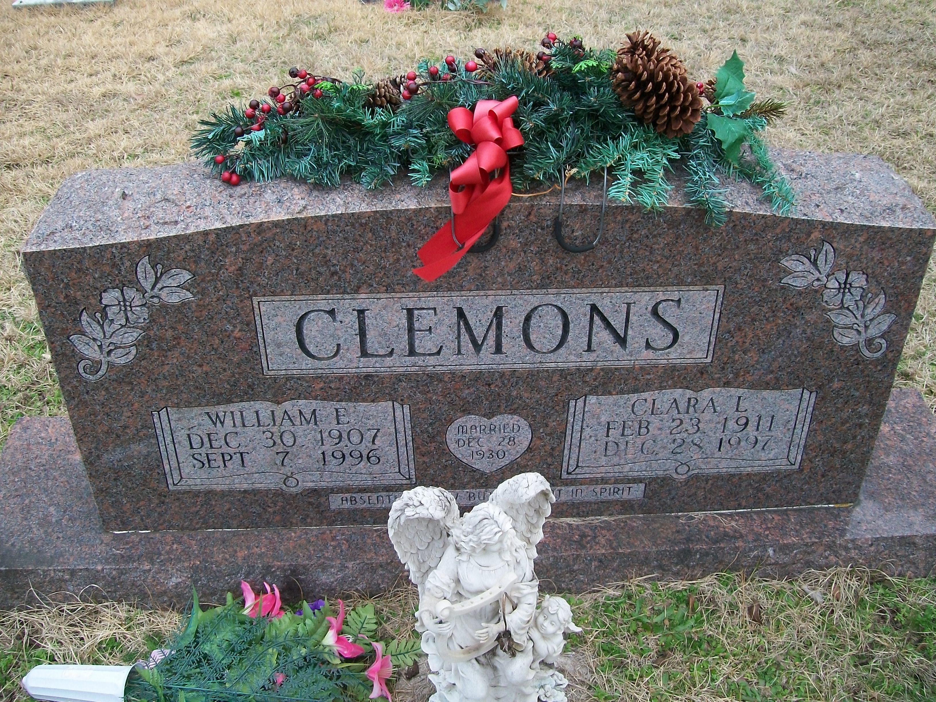 William Eugene Clemons