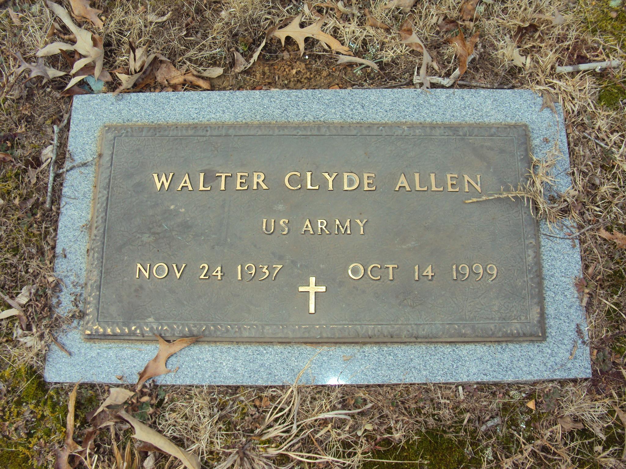 Walter Clyde Allen