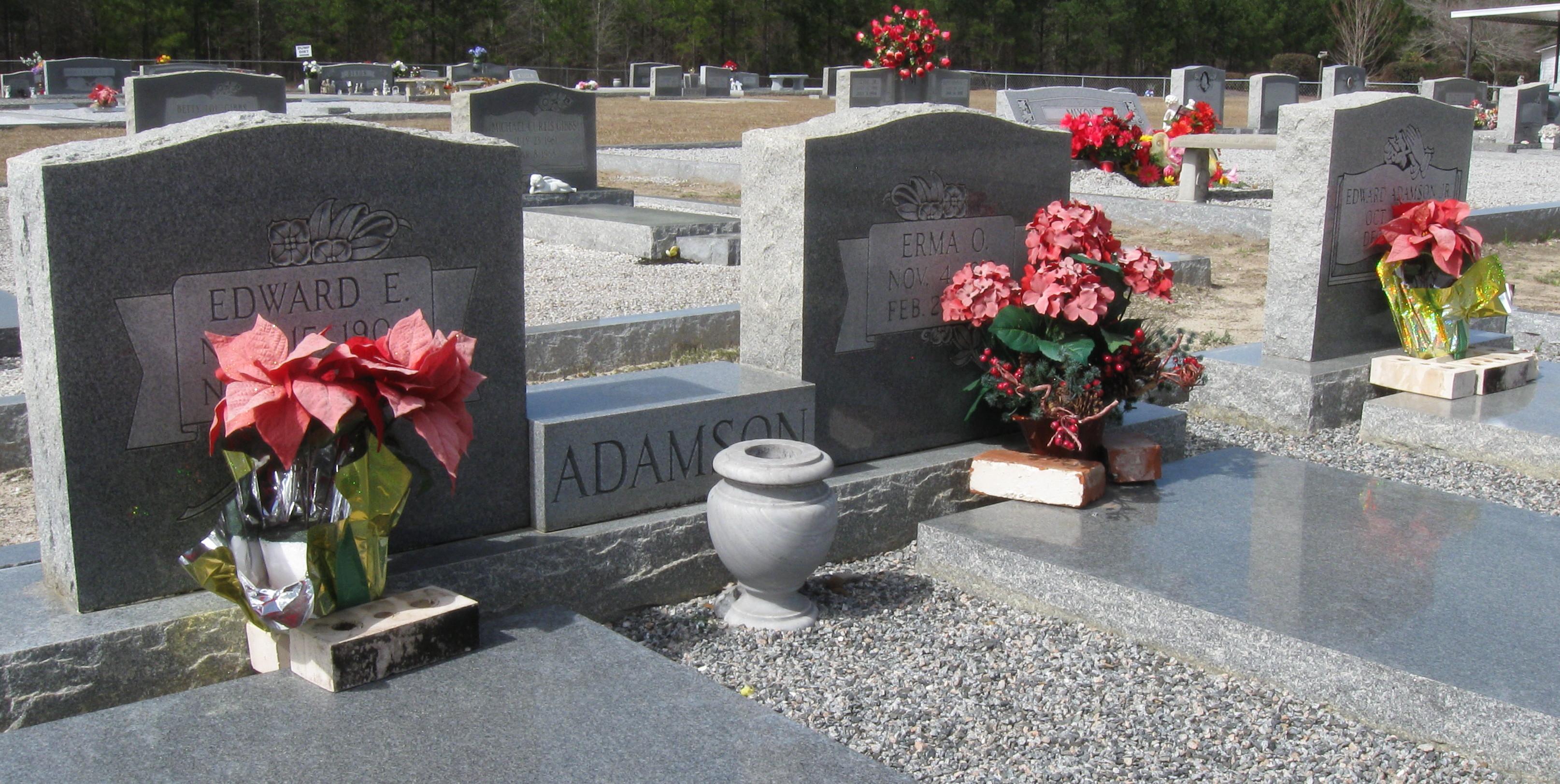 Edward Eugene Adamson, Jr