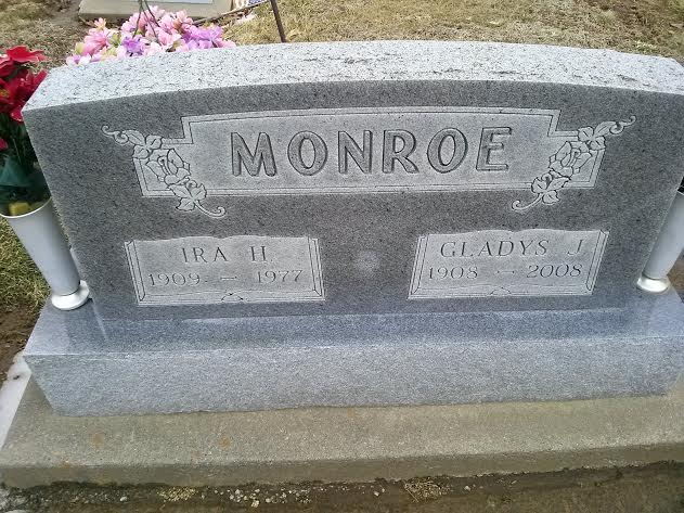 Gladys <i>Johnson</i> Monroe