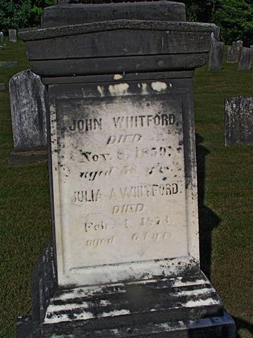 Deacon John Whitford, Jr