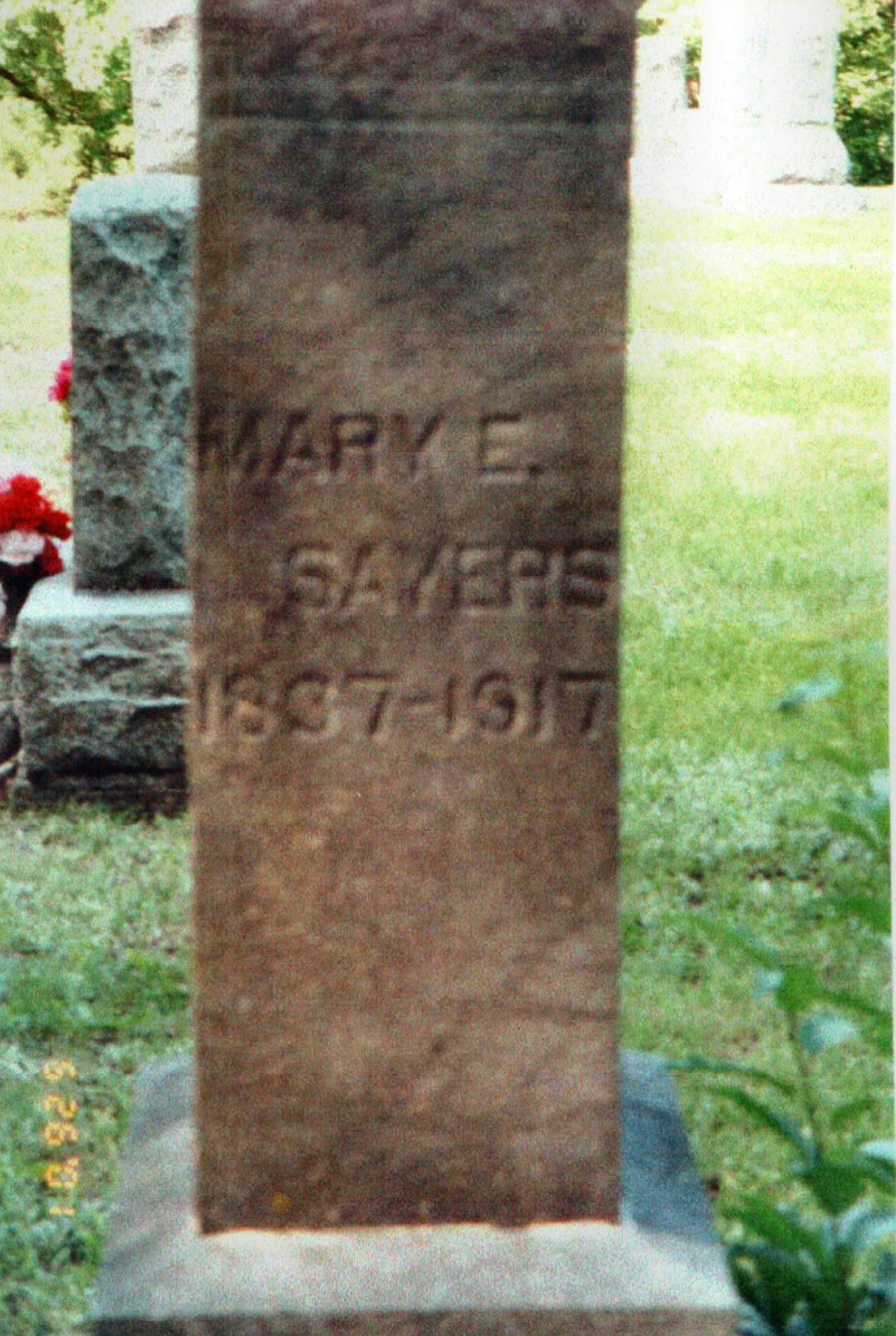Mary Elizabeth <i>Fudge</i> Sayers