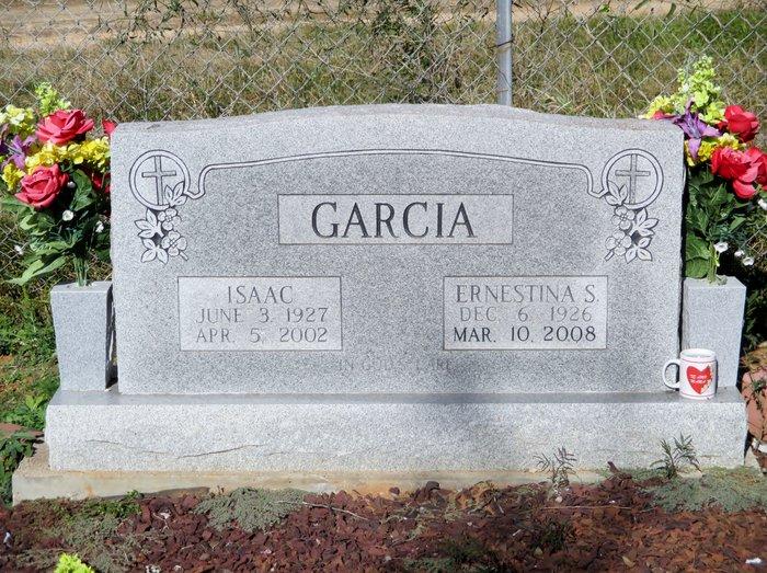 Ernestina <i>Salazar</i> García