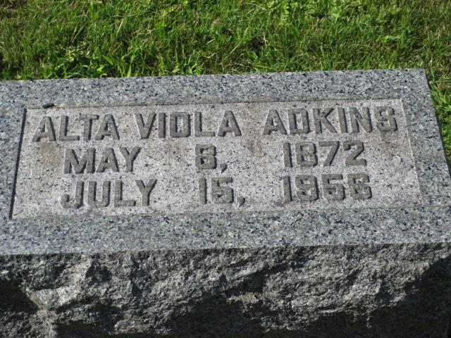 Alta Viola Adkins