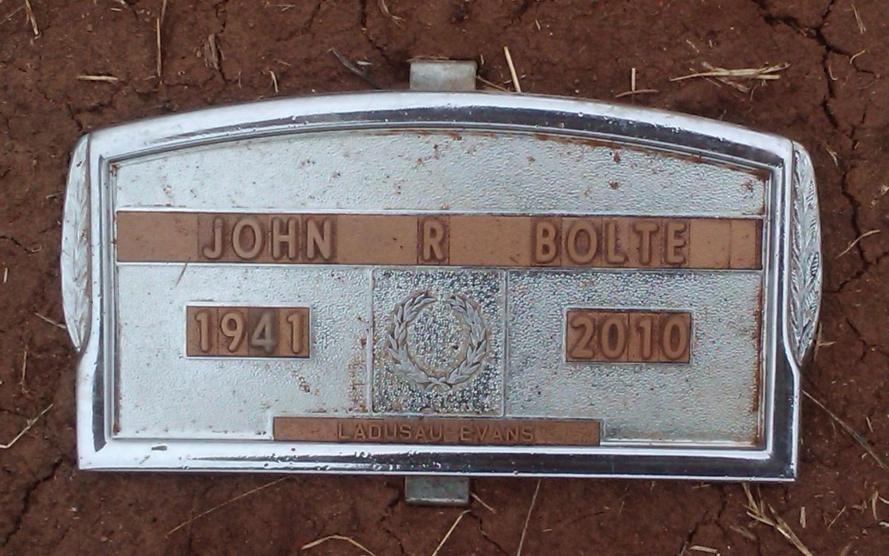 John Roger Bolte