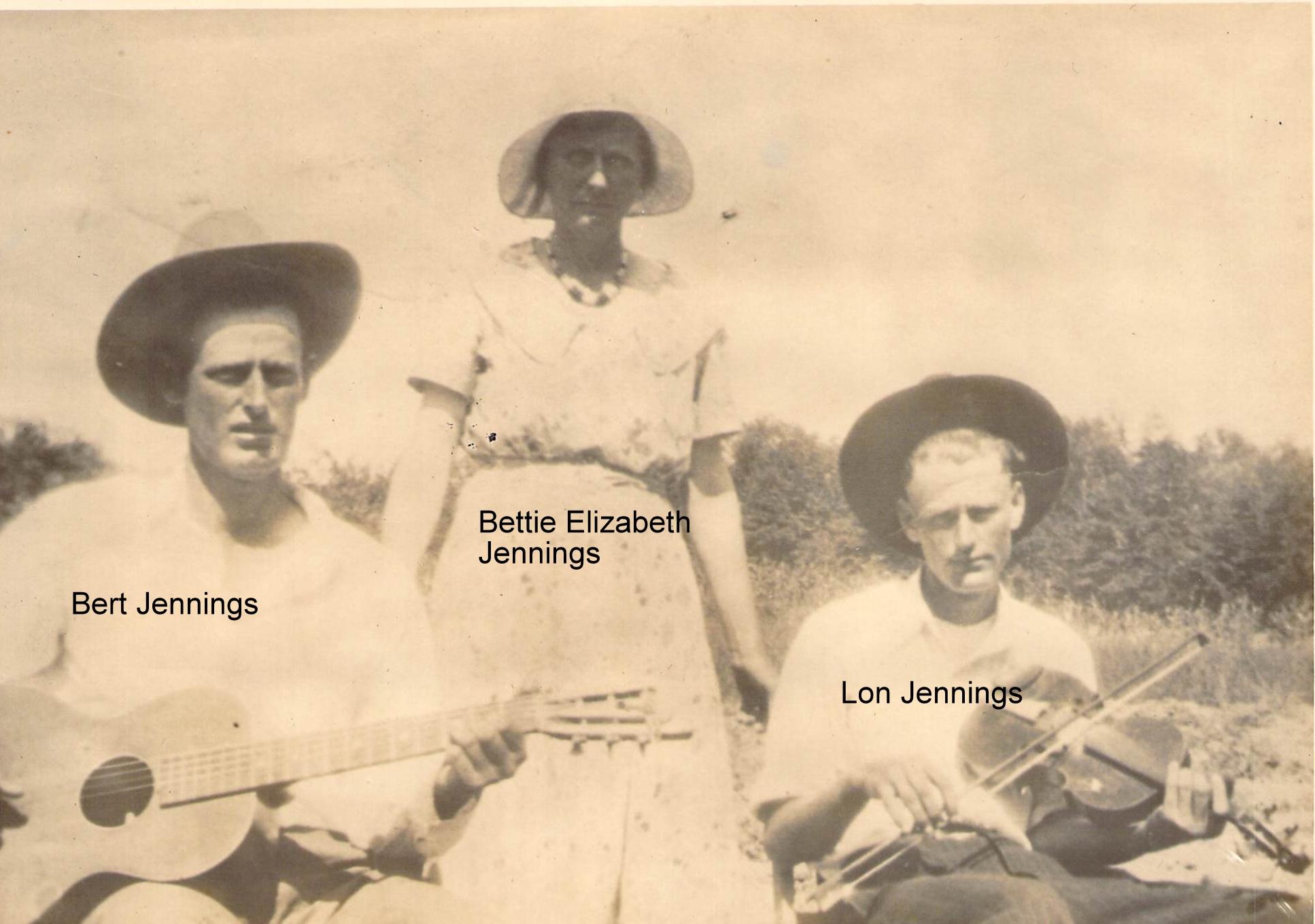 Lon Pug Jennings