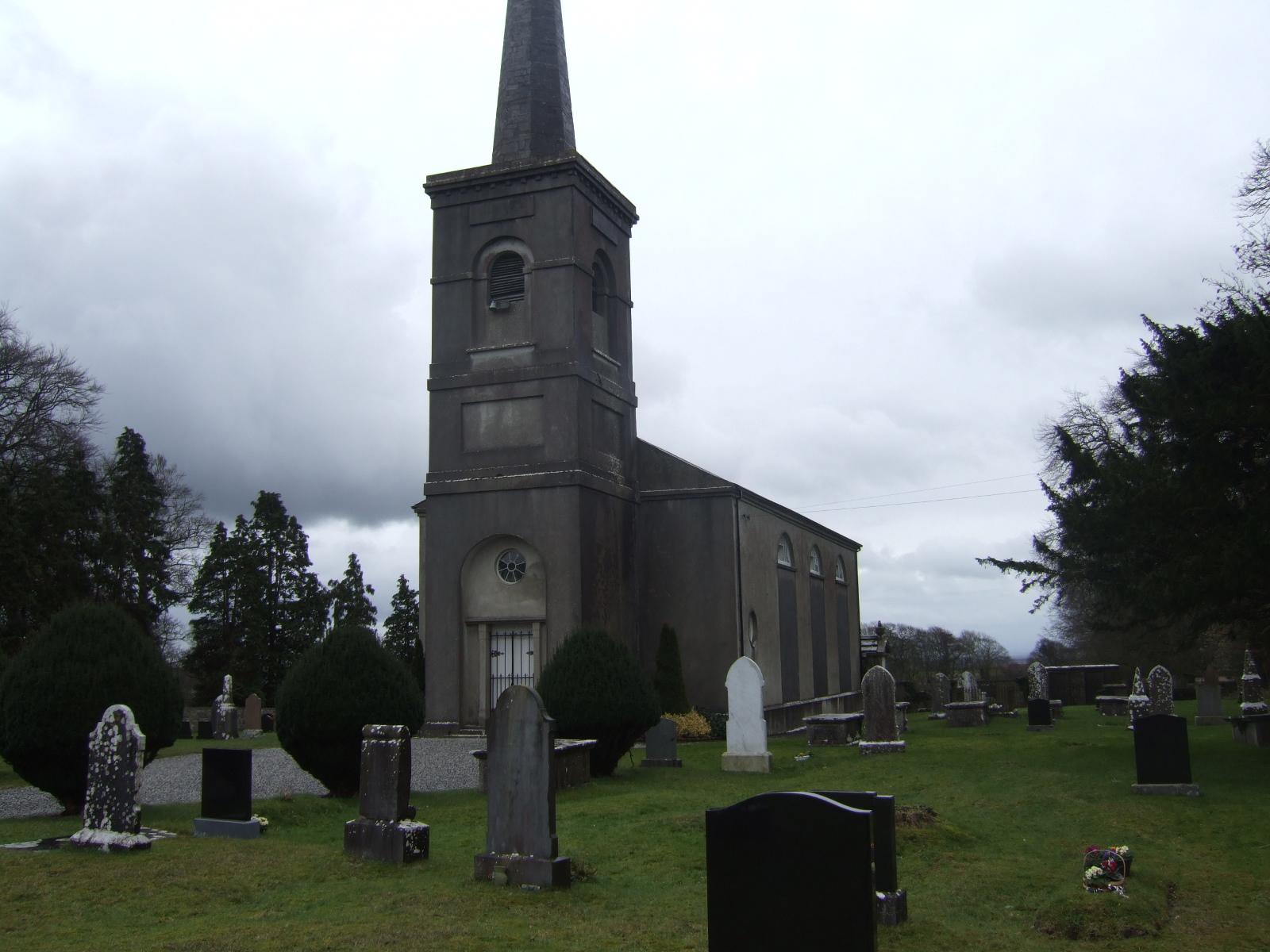 Coolbanagher Churchyard (St. John the Evangelist)