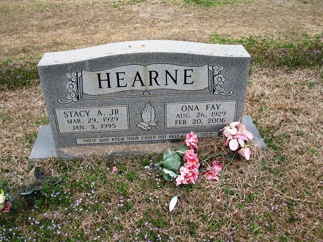 Stacey Augustus Hearne, Jr