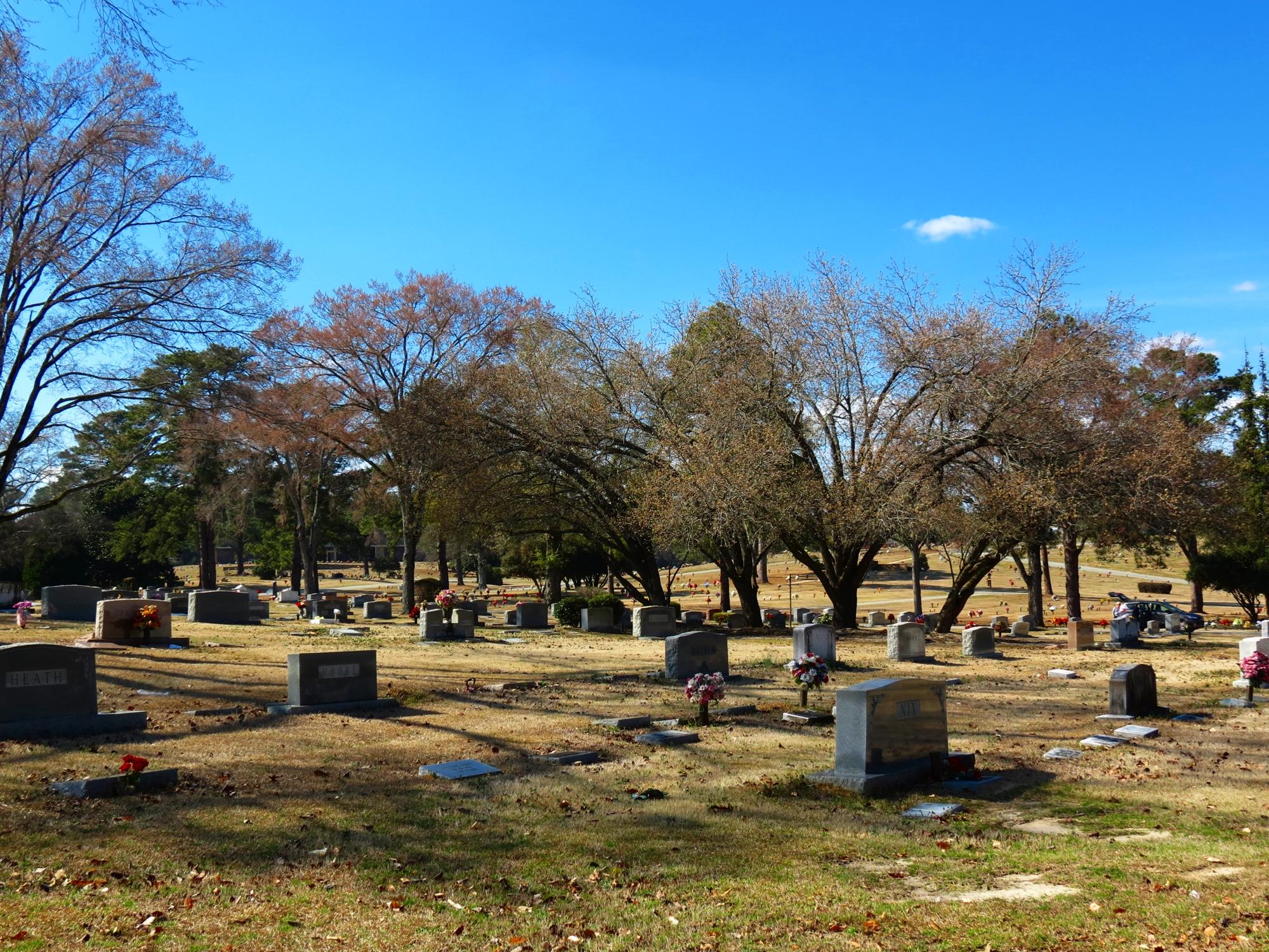 Parkhill Cemetery in Columbus, Georgia - Find A Grave Cemetery