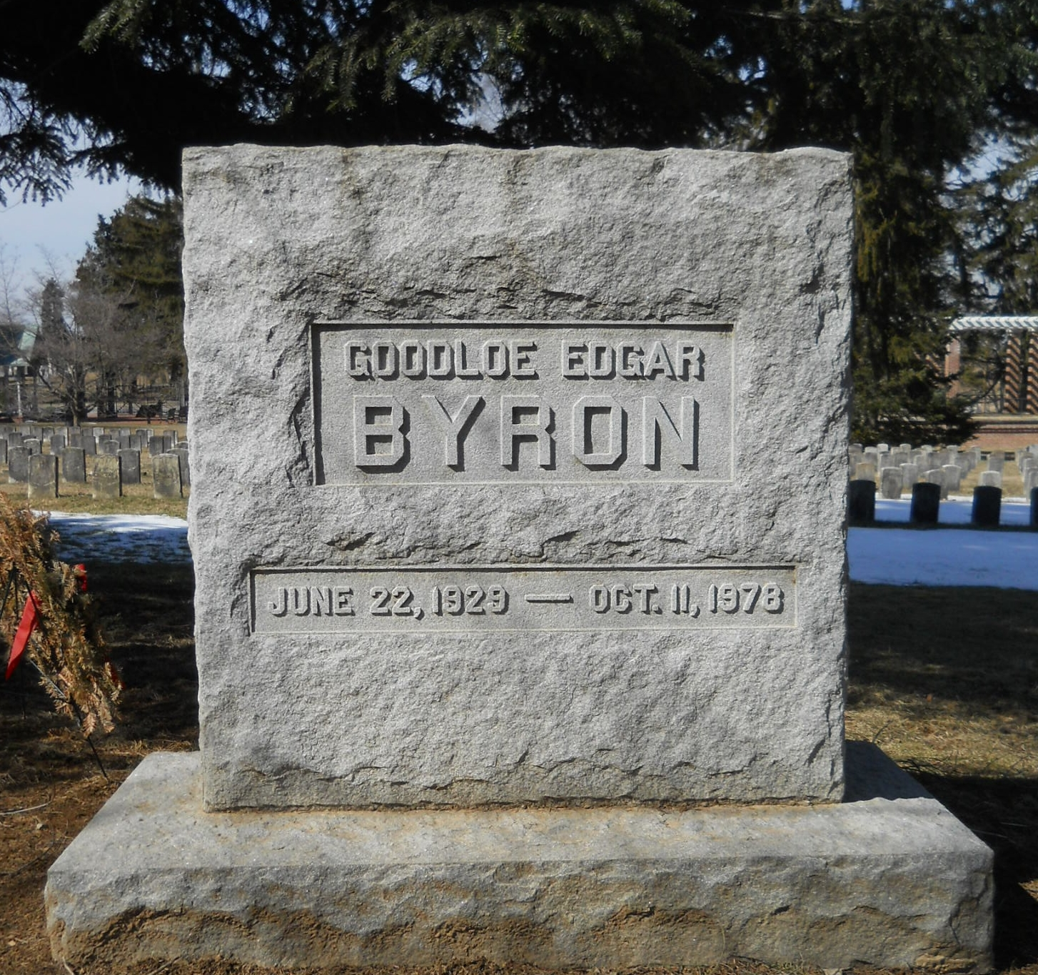 Goodloe Edgar Byron