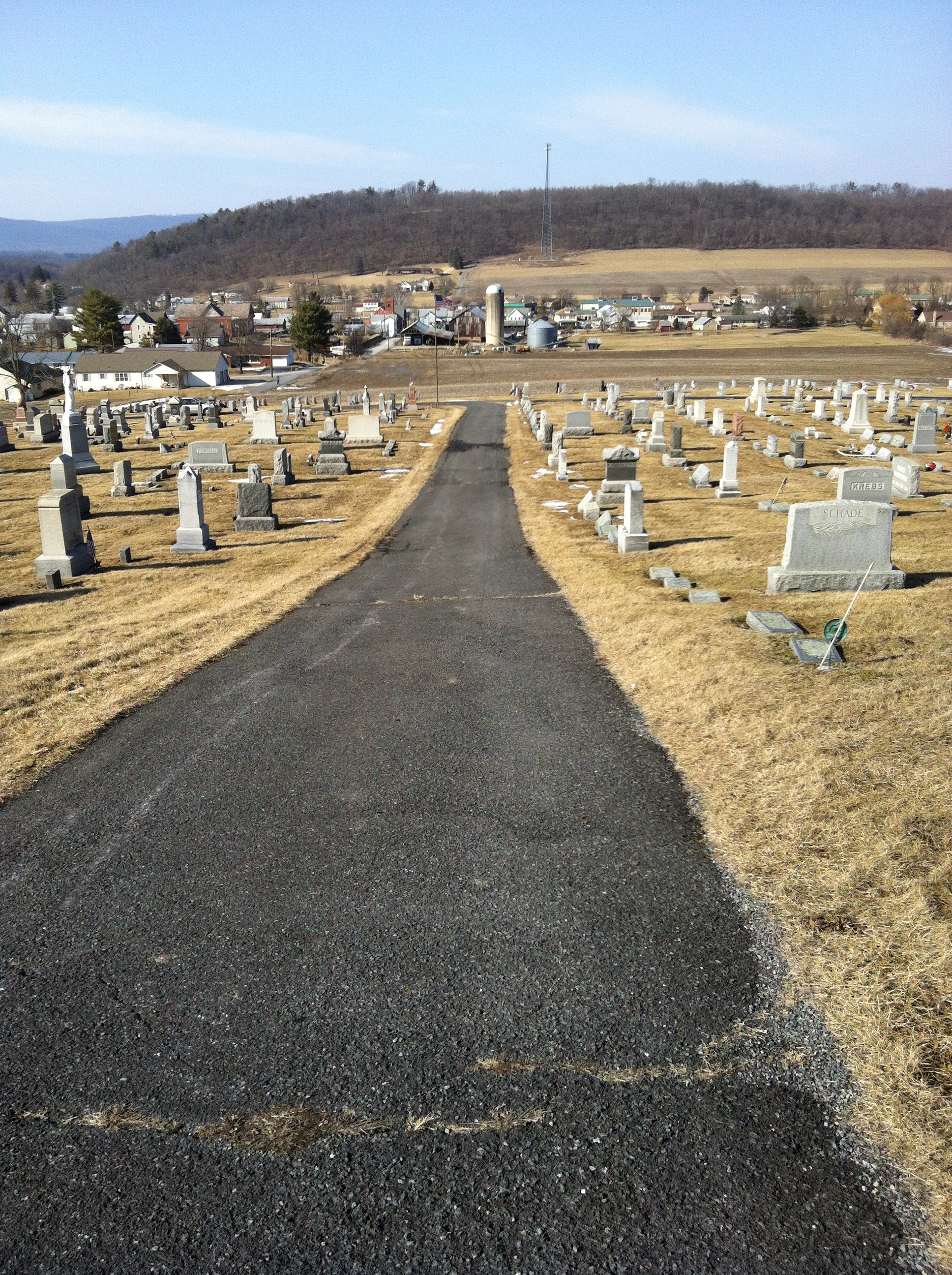Adamsburg Cemetery
