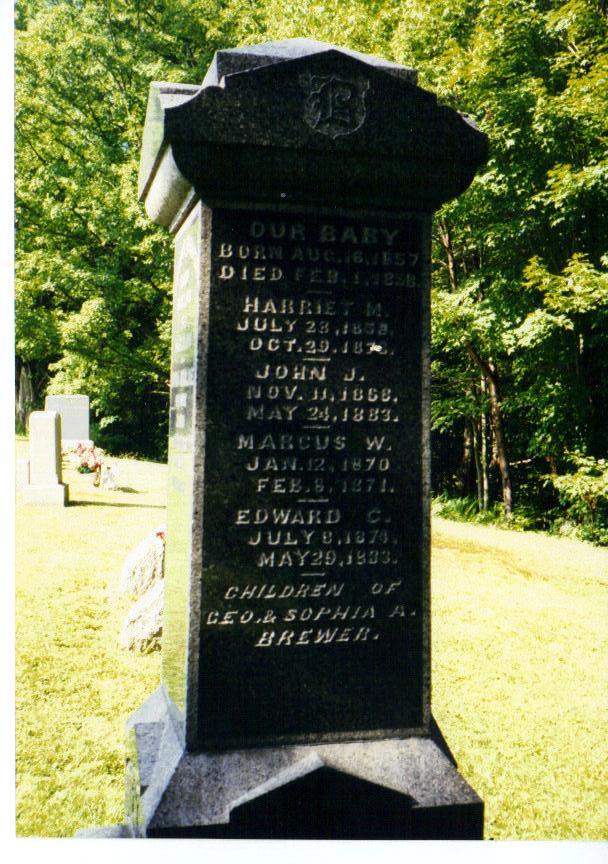 Harriet M. Brewer
