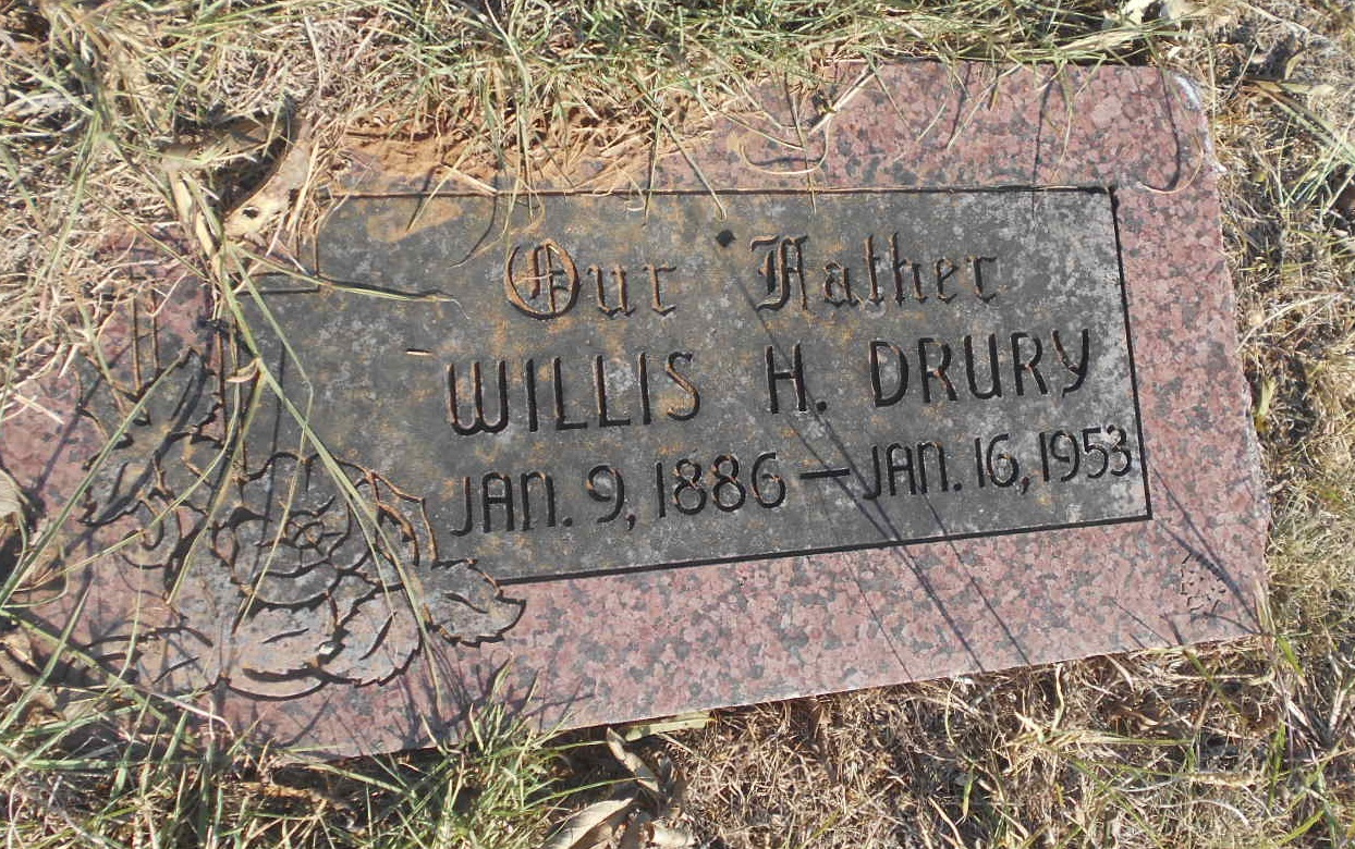 Willis Hambrick Drury