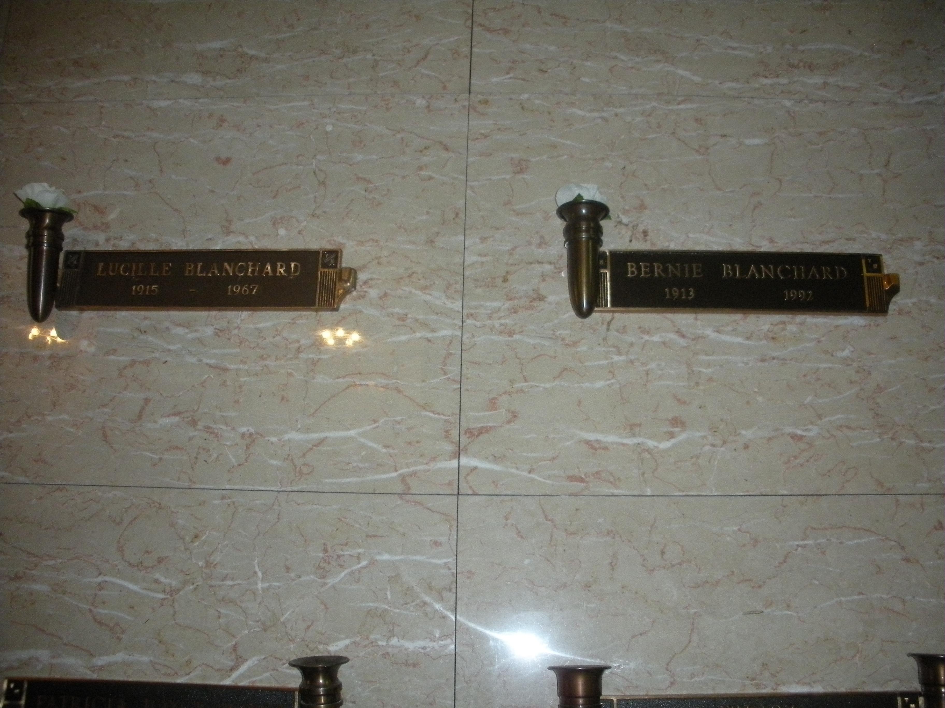 Lucille <i>Maier</i> Blanchard