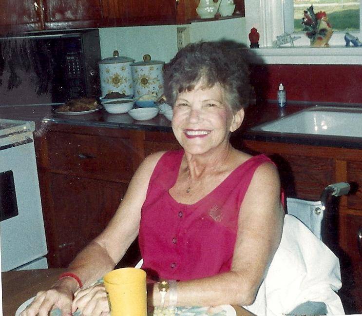 Jeanette Rae Janet <i>Proffitt</i> Moor