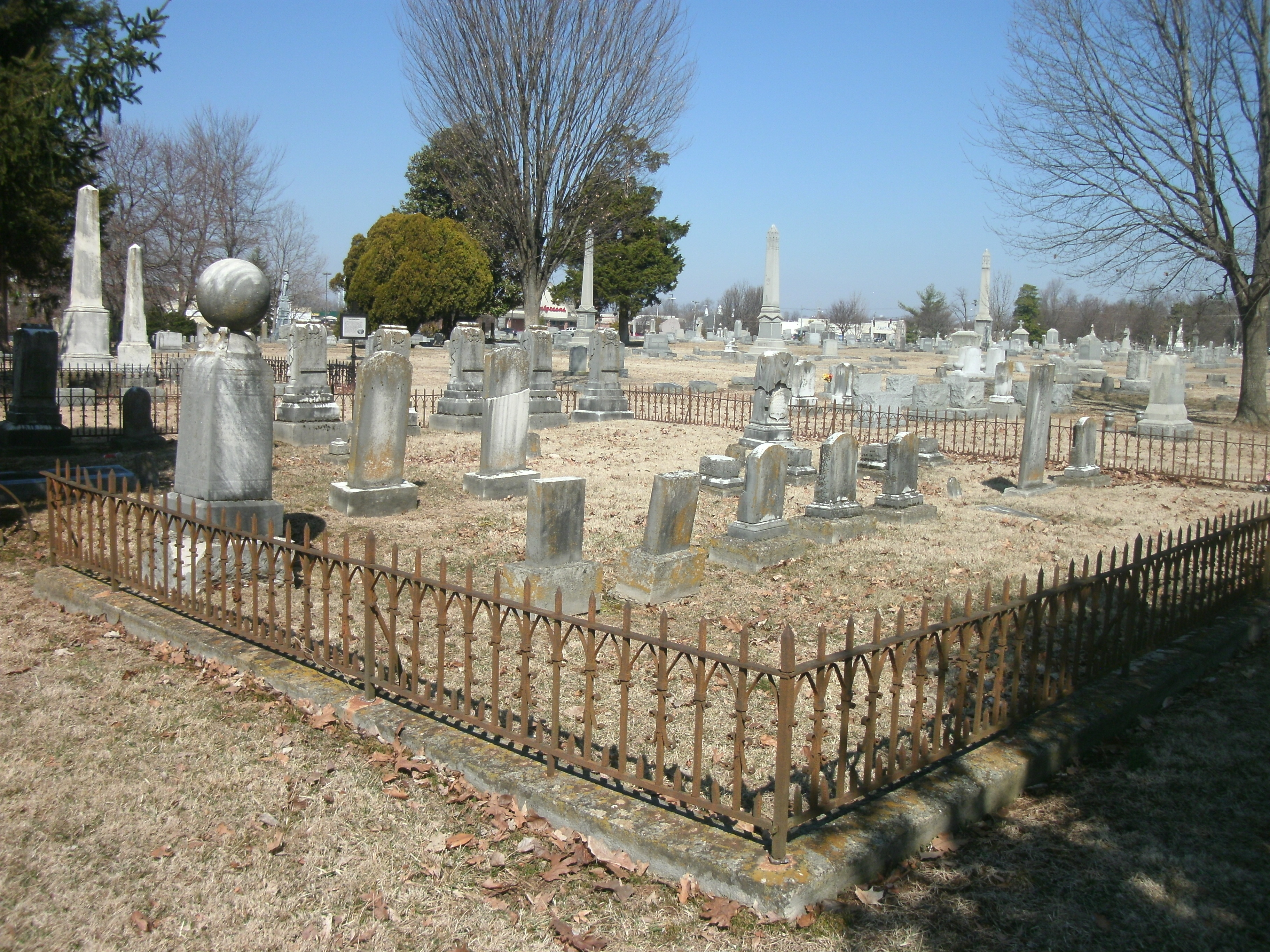 Bardstown City Cemetery
