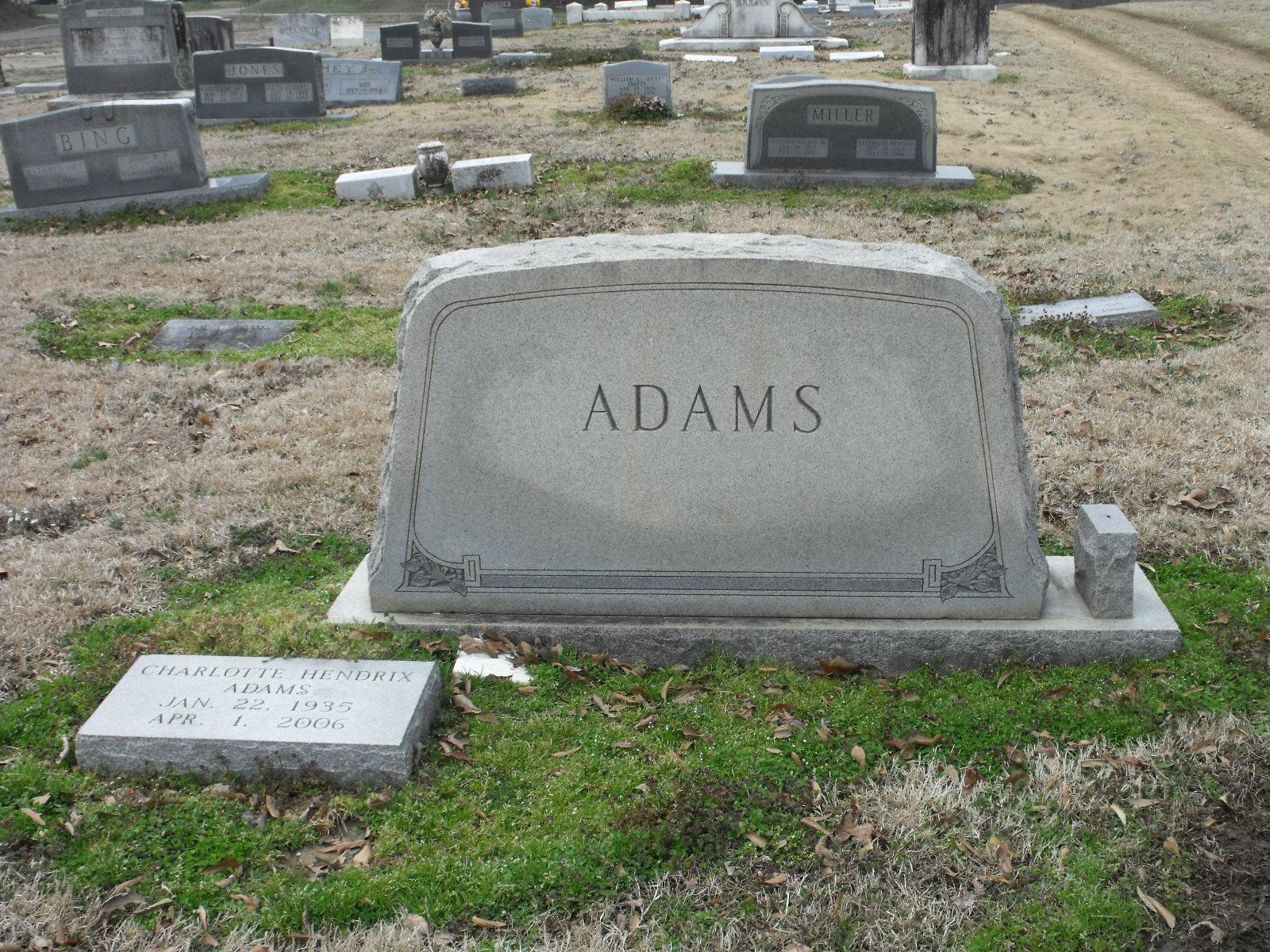 Joe C. Adams