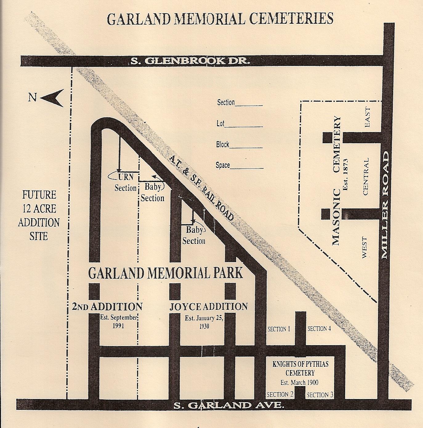 Garland Memorial Park