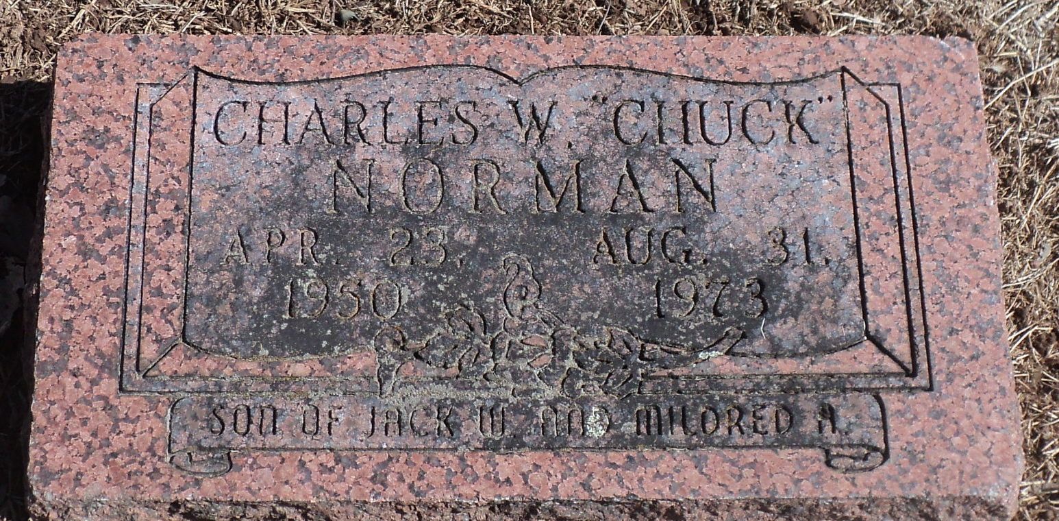 Charles W. Chuck Norman