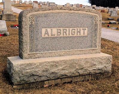 Robert Charles Albright
