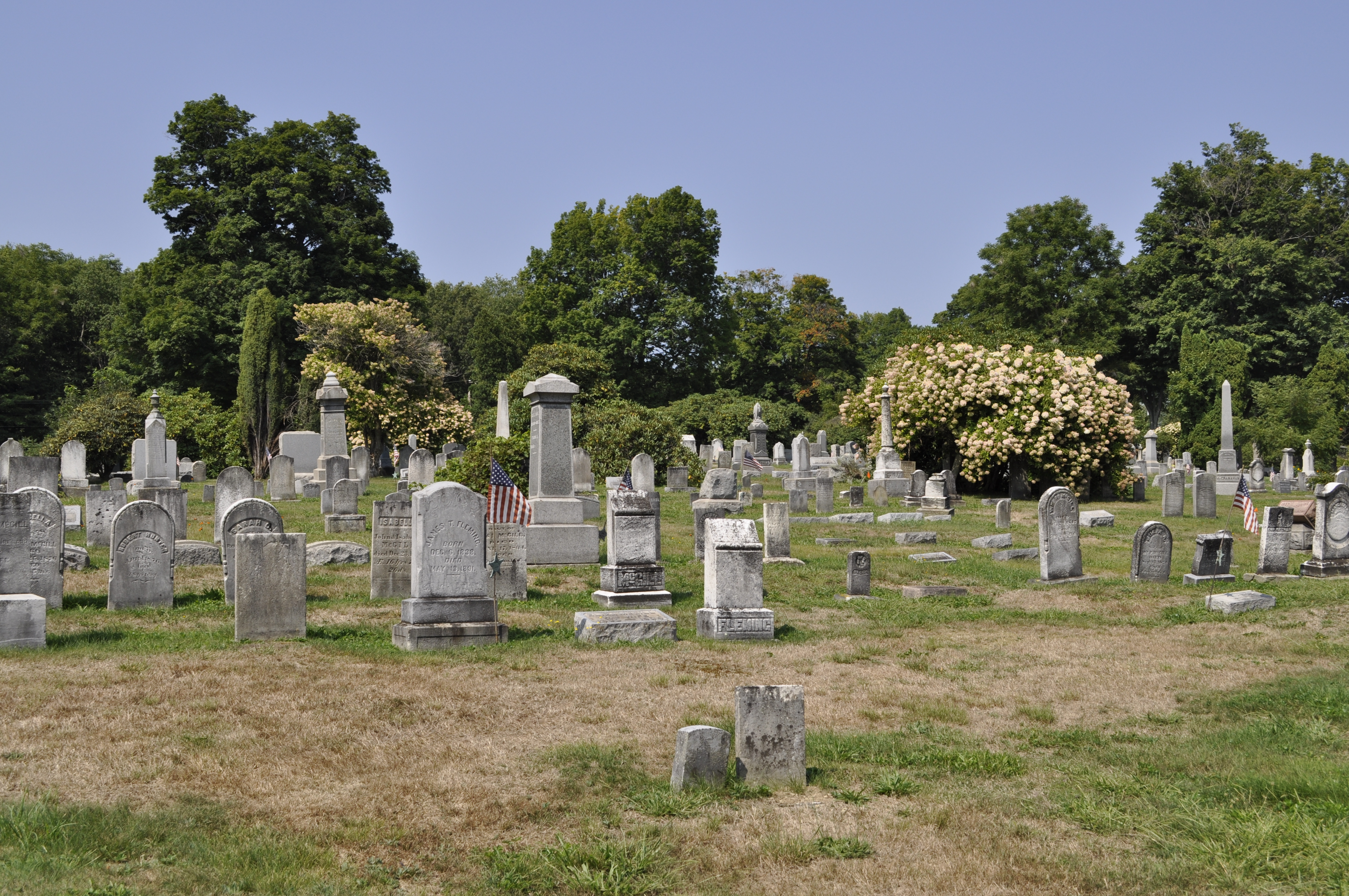 Saegertown Cemetery
