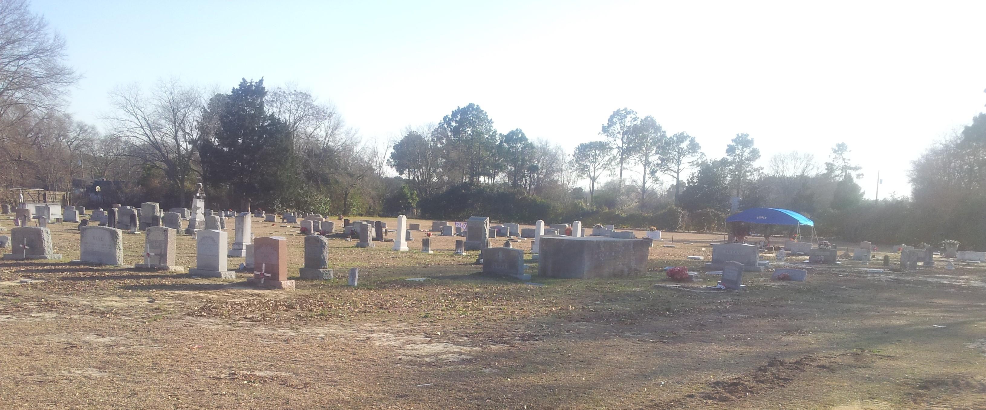 Bethesda Southern Methodist Church Cemetery