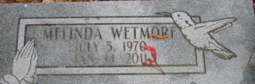 Melinda <i>Wetmore</i> Berthelot
