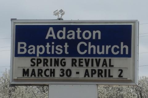 Adaton Baptist Church Cemetery
