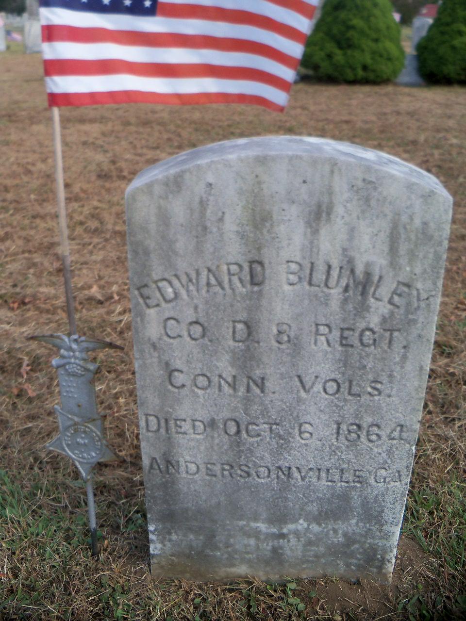 Pvt Edward Blumley