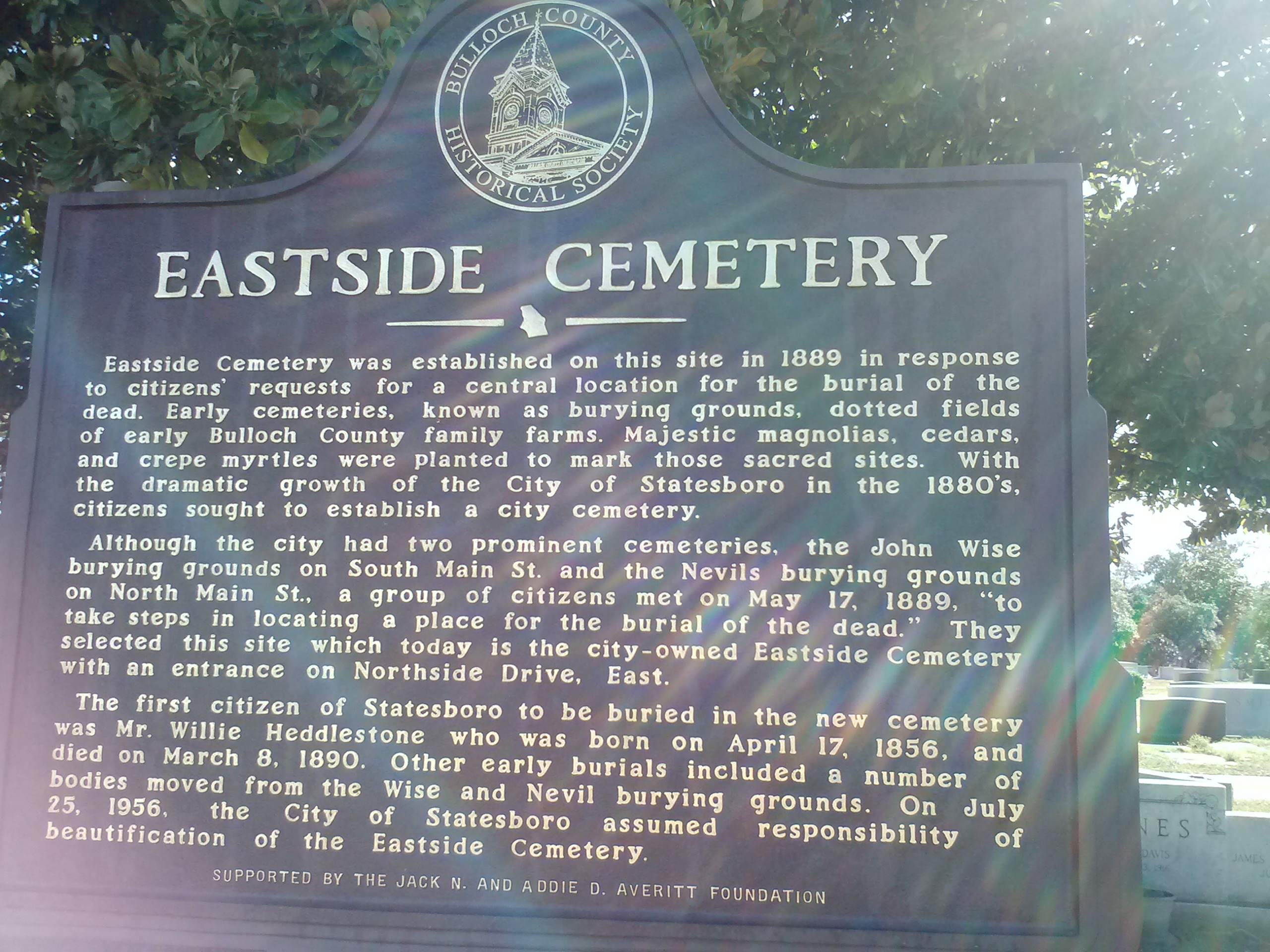 Eastside Cemetery