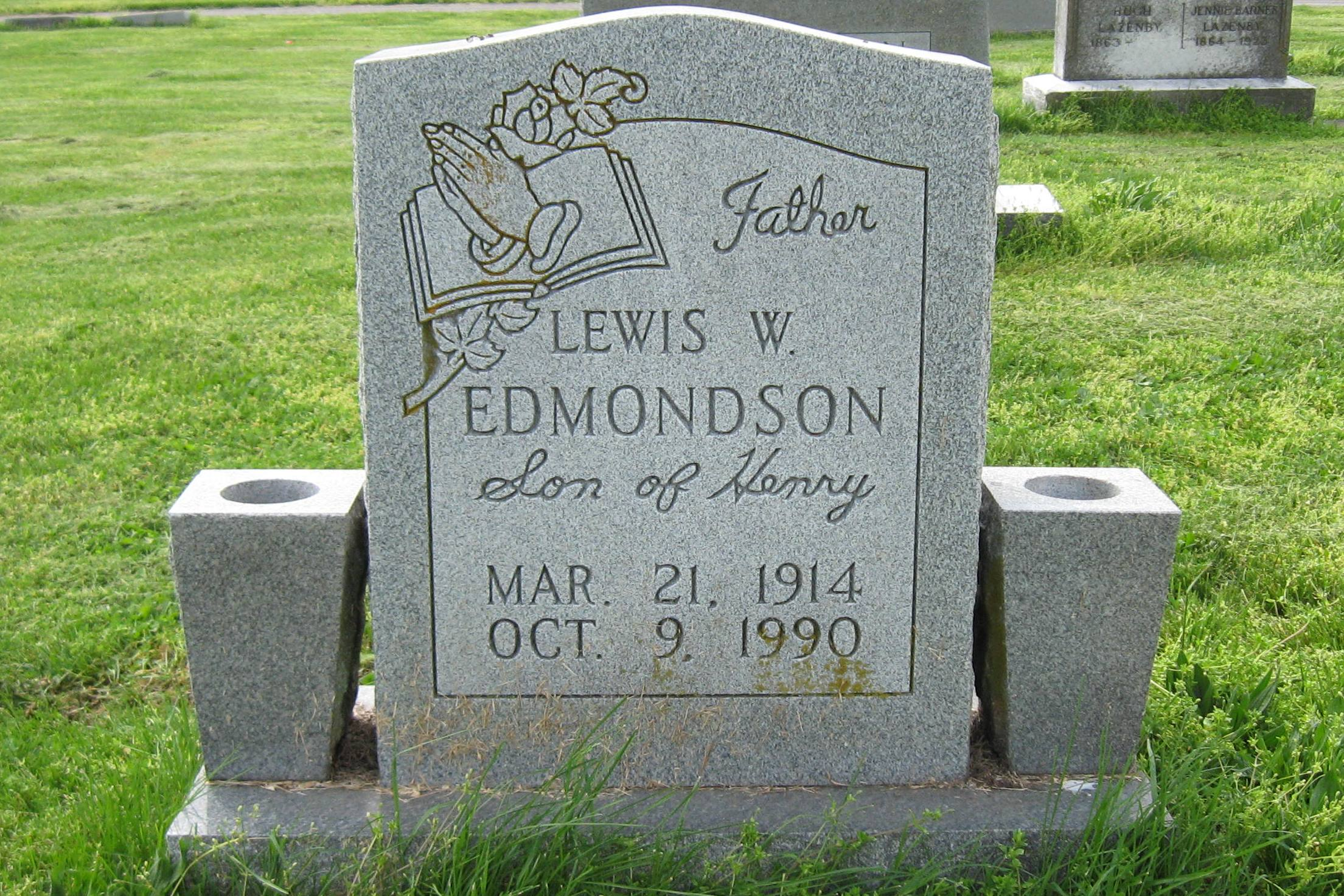 Lewis W. Edmondson