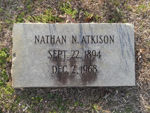 Nathan N Atkison
