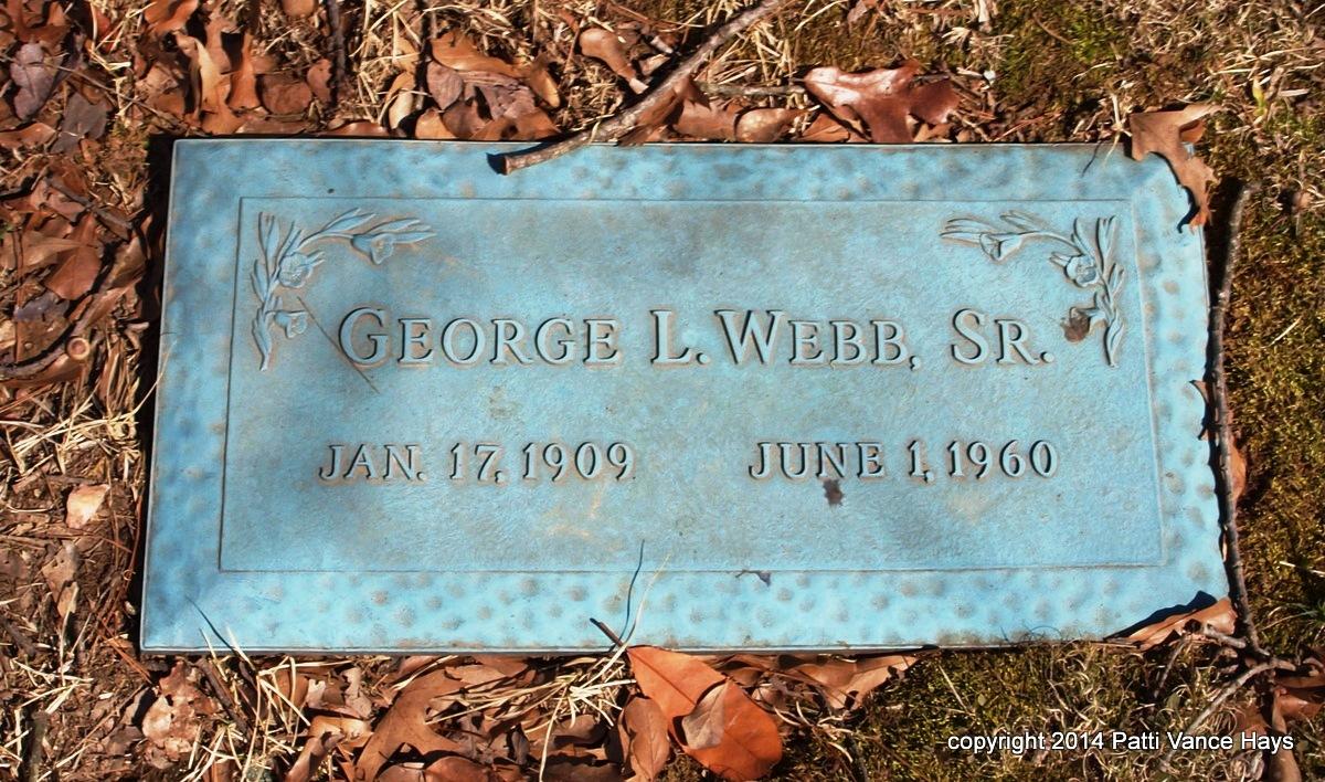 George Lewis Webb