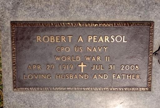 Robert A. Pearsol
