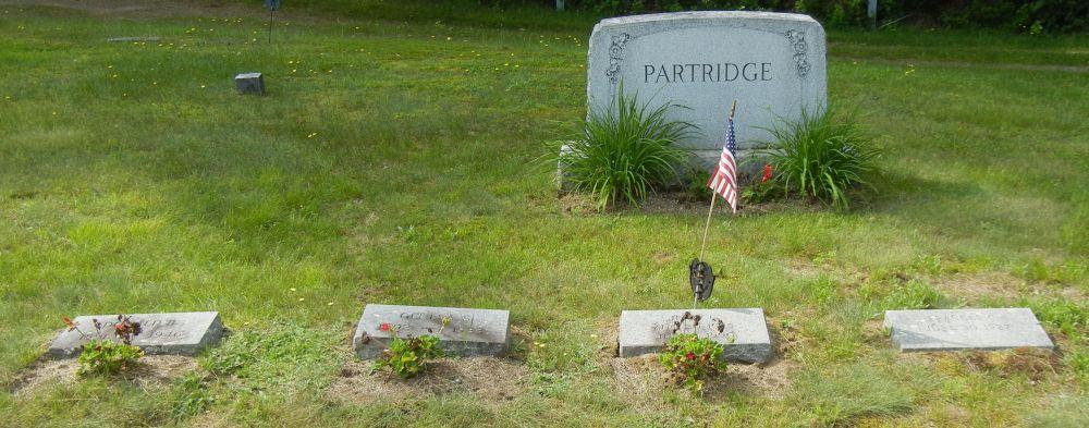 Donald Barrows Partridge