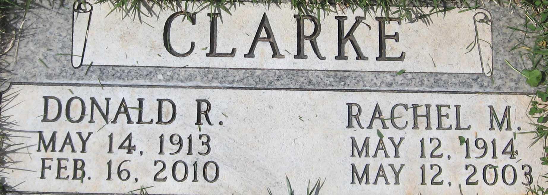 Donald R Clarke
