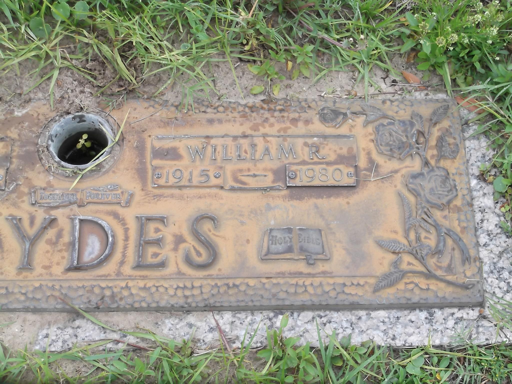 William Roy Hydes
