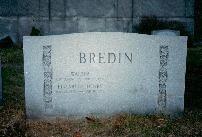 Walter Bredin