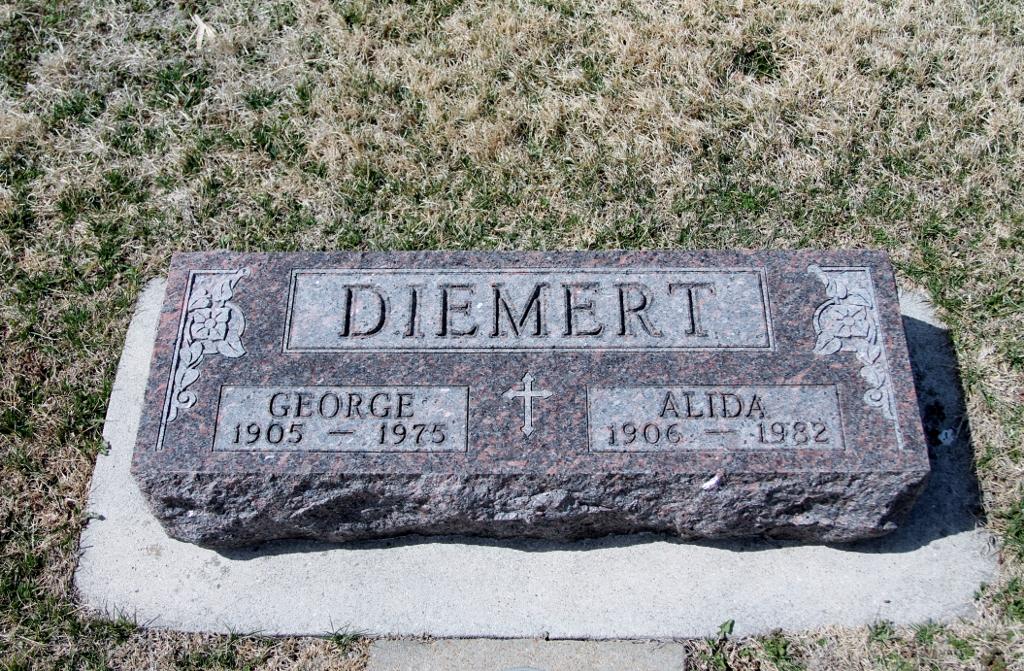 Alida <i>Kuehner</i> Diemert