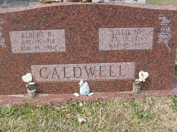 Albert R. Caldwell