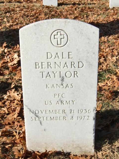 Dale Bernard Taylor