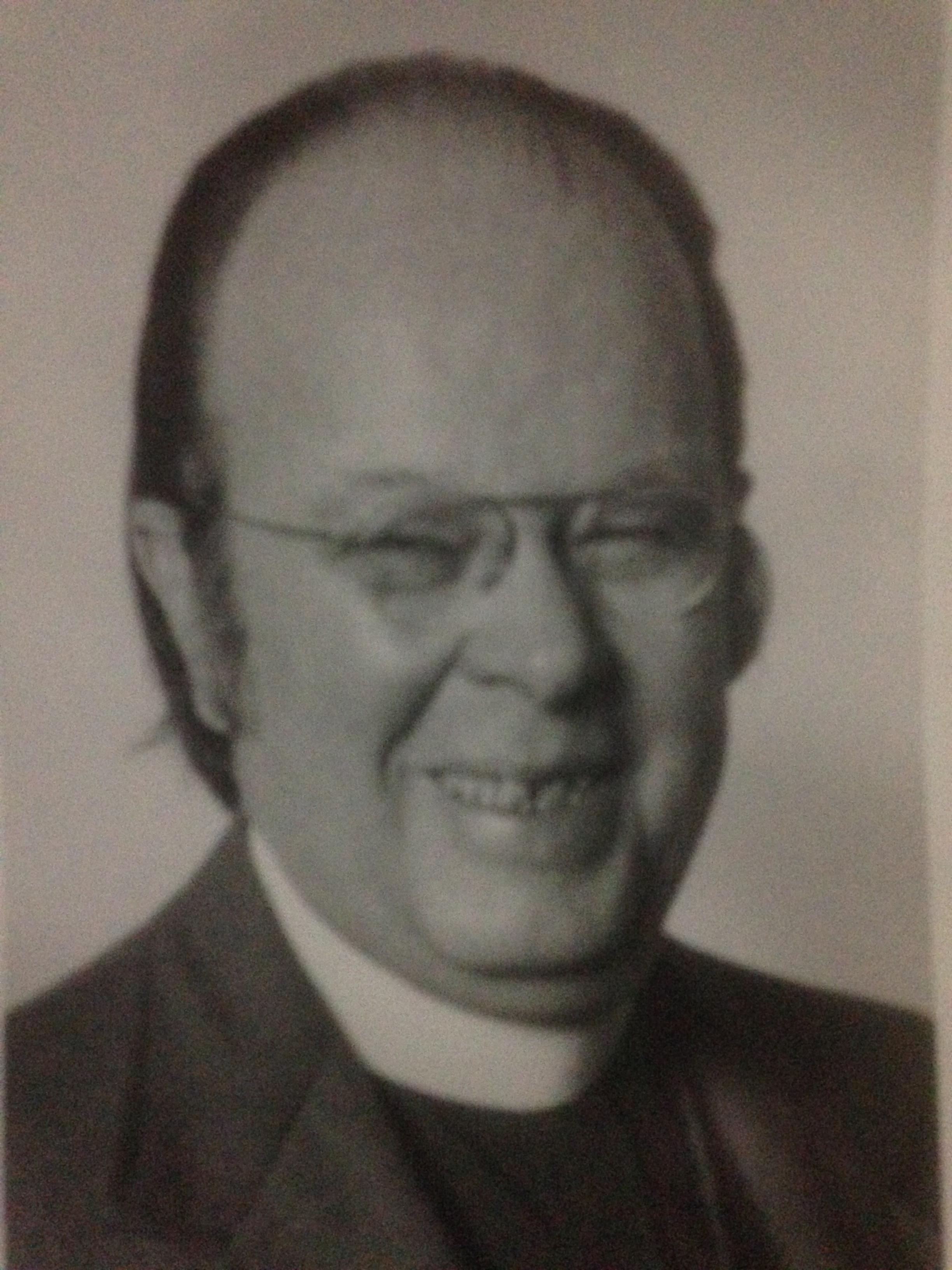 Rev George Henry McCredie