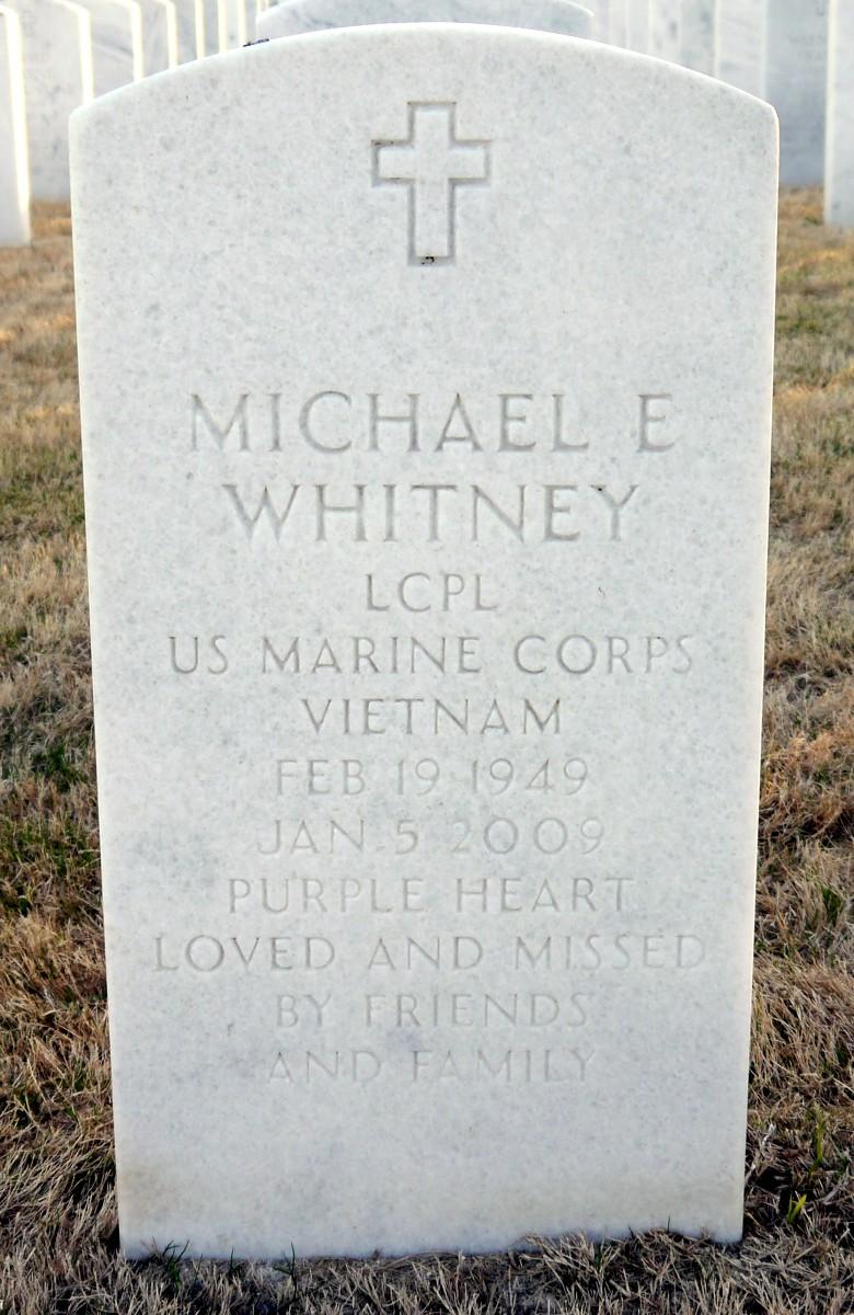 LCpl Michael Edward Whitney