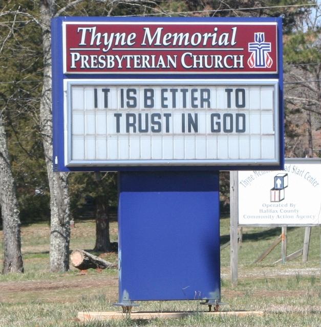 Thyne Memorial Presbyterian Church Cemetery