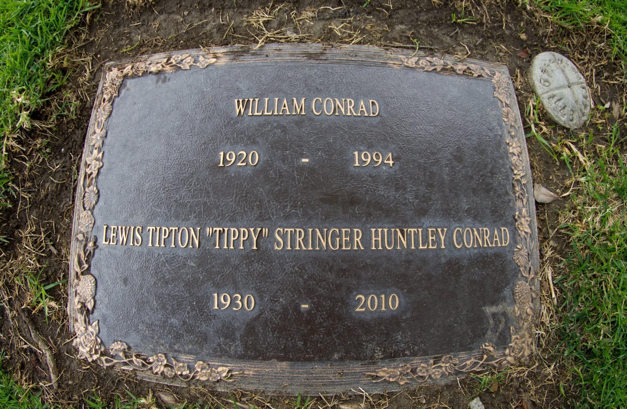 Tipton Tippy <i>Stringer</i> Conrad