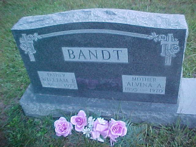 Alvina A. <i>Bethke</i> Bandt