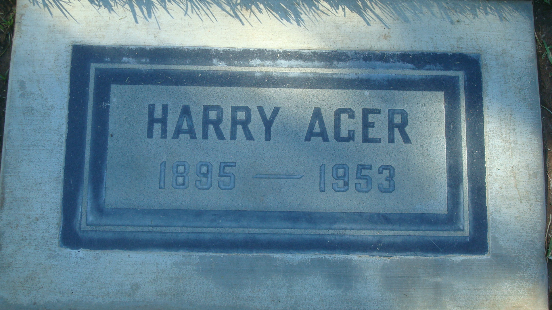 Harry Ager