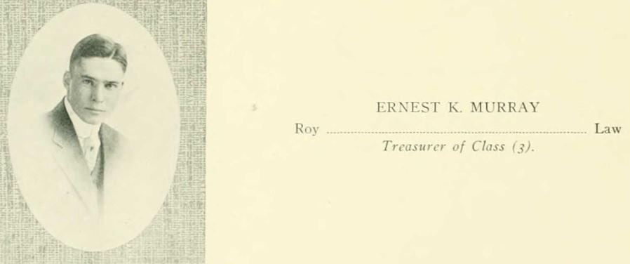 Ernest Kenneth Murray